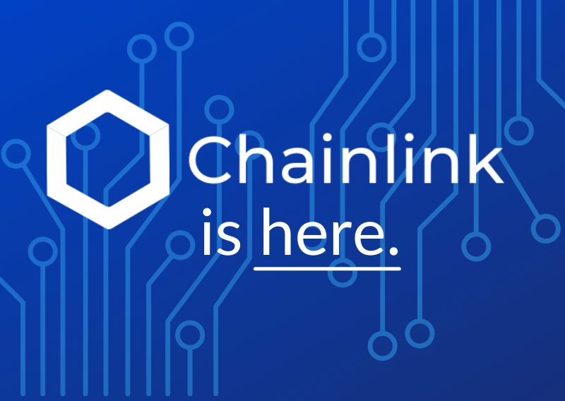 Chainlink (LINK) is Available Now!